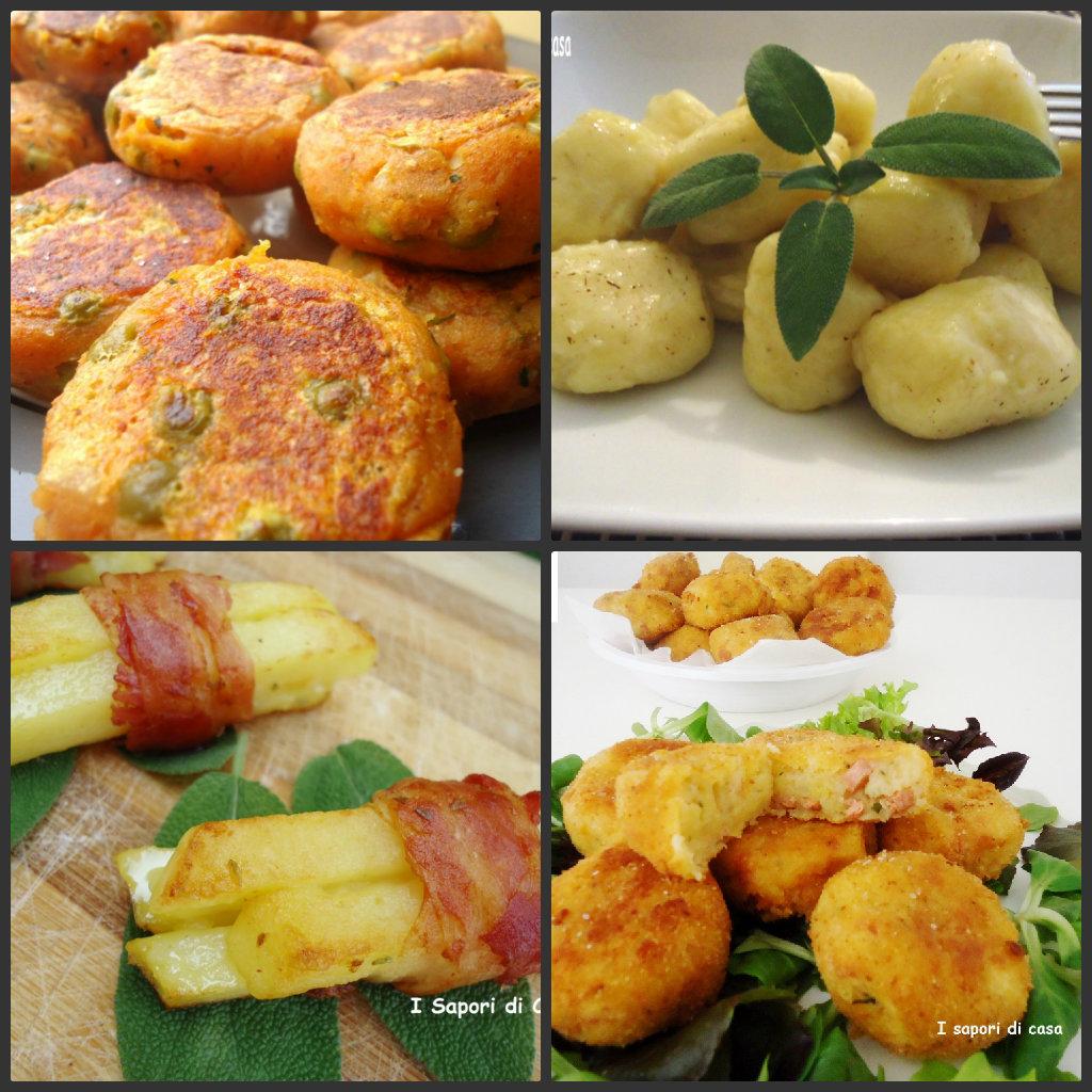 Tante ricette con le patate