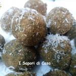 Polpette spinaci e parmigiano