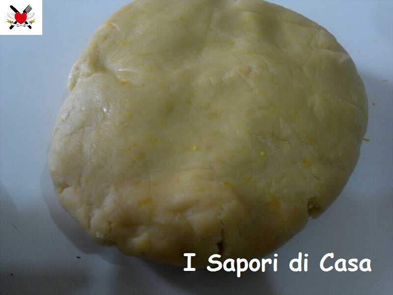 Ricetta Pasta Frolla pronta in 5 minuti