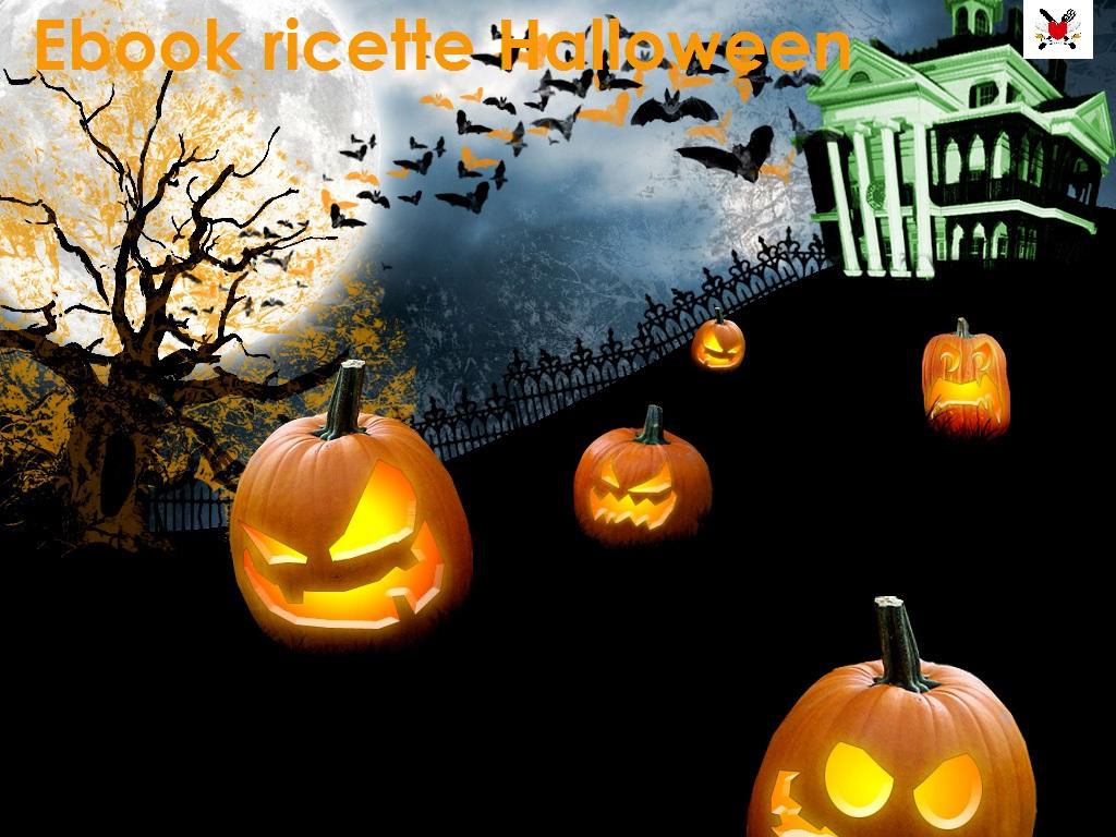 Ebook Ricette per Halloween – pdf gratis