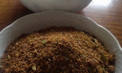 Ricetta Garam Masala