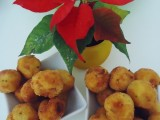 Chicche di patate e prosciutto cotto - finger food goloso