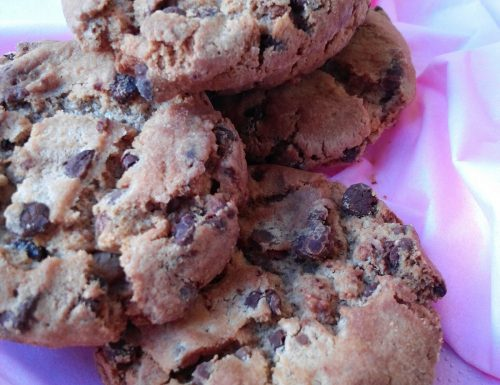 Cookies cioccolato e noci – ricetta americana