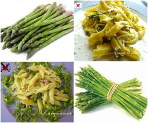 Ricette facili e veloci con asparagi