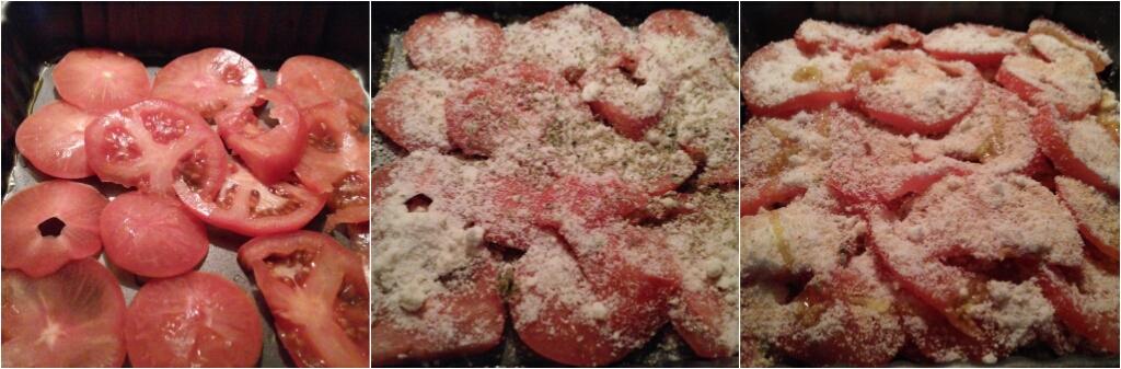 Pomodori gratinati al forno - ricetta contorno