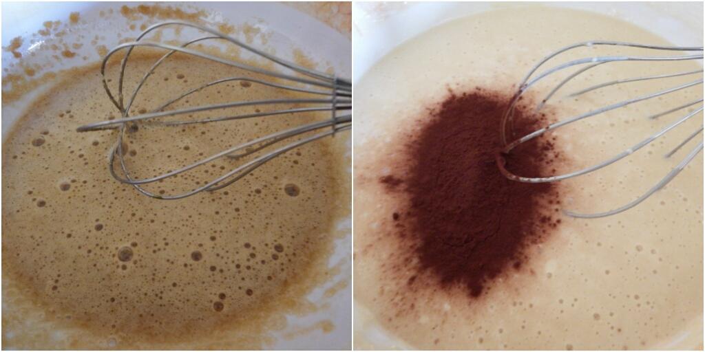 Tortine al cioccolato e pepe rosa