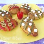 Uova di Pasqua salate – ricetta finger food