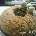 Ciambella rustica alle olive