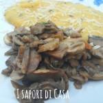 Champignon marinati piccanti