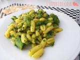Cavatelli con broccoli e speck