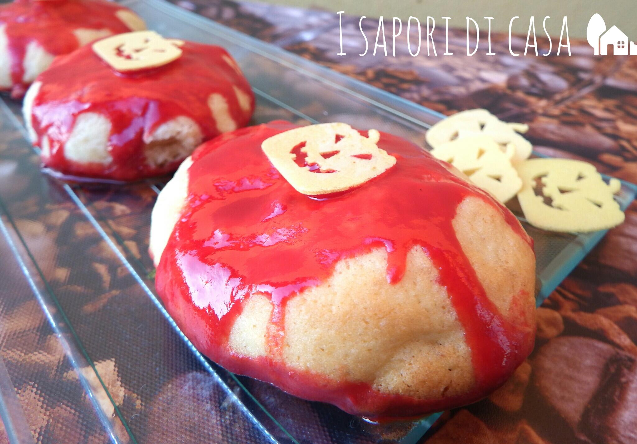 Biscotti mostruosi – ricetta Halloween