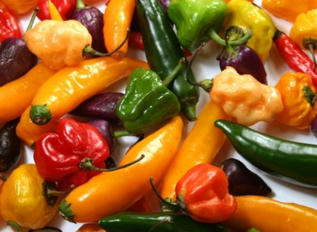 Guida ai chiles – guida ai peperoncini in Messico