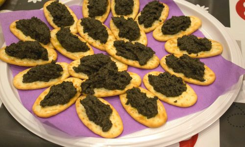 Salsa tapenade all'andalusa