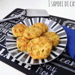Crocchette di patate e cavoletti al forno