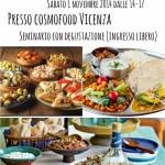 Ebook Ricette Aperitivi nel mondo seminario Cosmofood