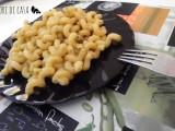 Pasta con pesto ai pistacchi