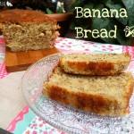 Ricetta banana bread – Banana bread recipe