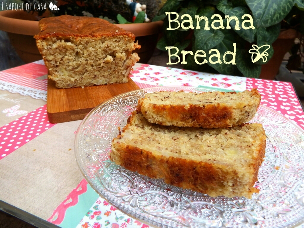 Ricetta banana bread - Banana bread recipe