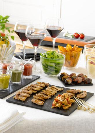 Ricette happy hour -aperitivi casalinghi