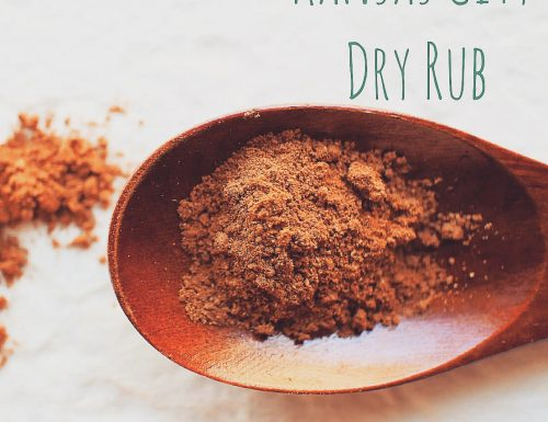 Kansas City dry rub