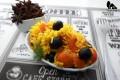 Riso basmati con pomodori grigliati e salsa Pad Thai