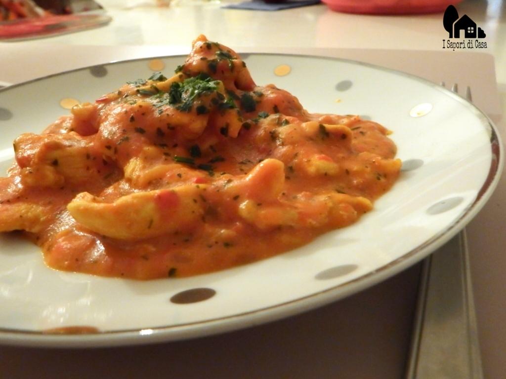 Chicken butter - Murgh Makhani - pollo al burro ricetta indiana