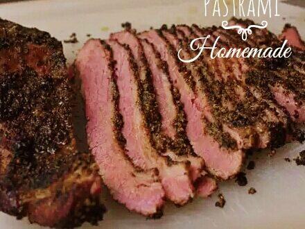 Pastrami ricetta – Pastrami recipe