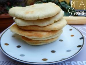 Pane Pita - ricetta greca