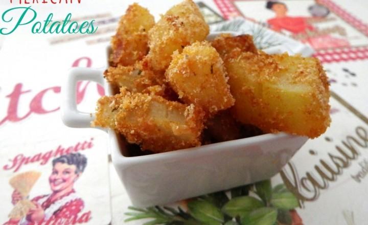 Patate messicane – Mexican potatoes – ricetta Tex Mex