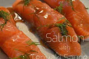 Salmone in salsa teriyaki