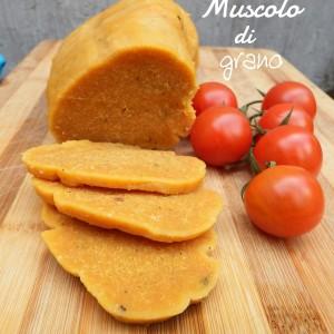 Muscolo di grano fatto in casa - ricetta vegana