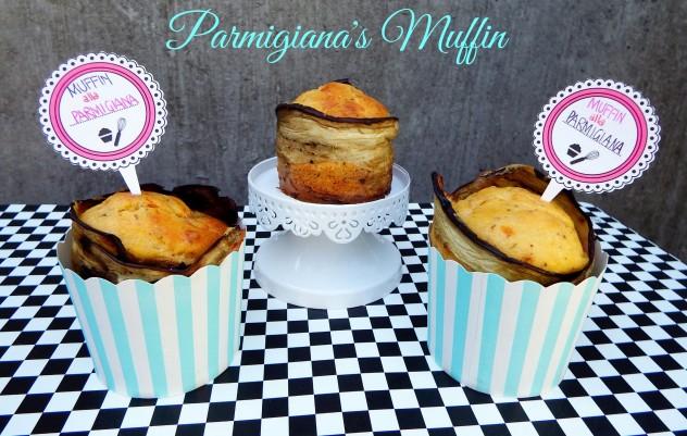 Muffin alla parmigiana - Parmigiana's muffin