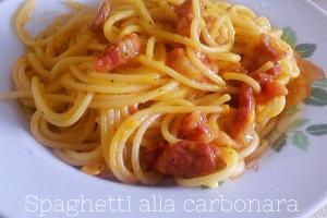 Spaghetti alla carbonara – ricetta originale