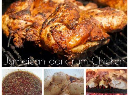 Pollo alla griglia al rum giamaicano – ricetta caraibica
