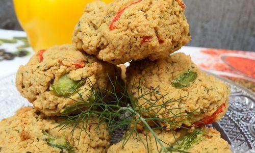 Crocchette hummus e peperoni – ricetta vegan