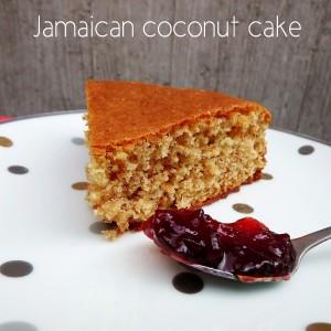 Torta al cocco speziata - ricetta giamaicana