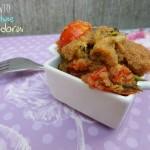Amaranto pomodorini e zucchine - ricetta vegana