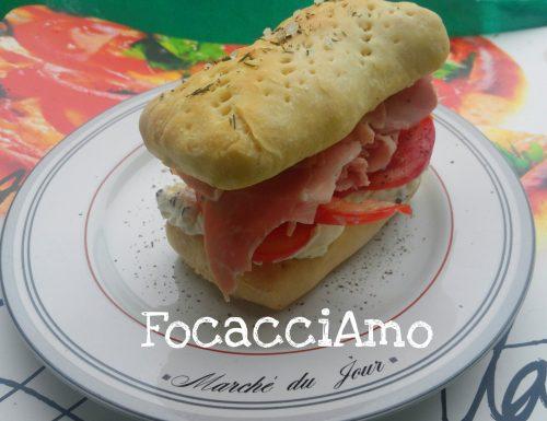 FocacciAmo – panino gourmet