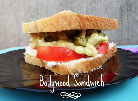 Bollywood Sandwich – panino gourmet