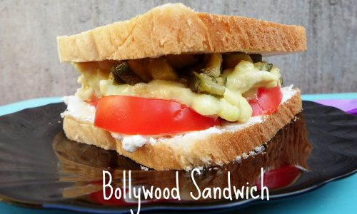 Bollywood Sandwich – panino gourmet