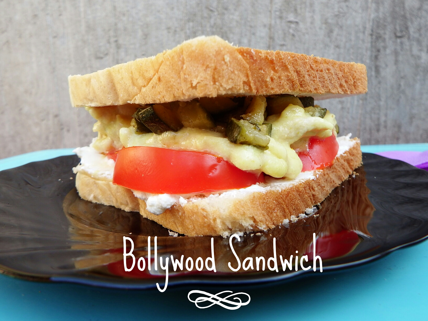 Bollywood Sandwich - panino gourmet