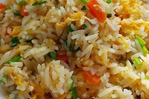 Hawaiian fried rice – Riso fritto hawaiano