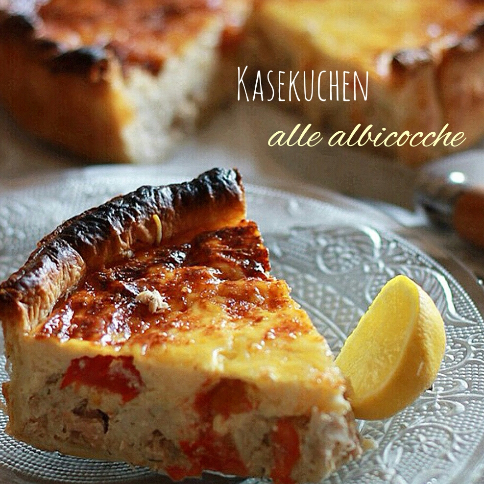 Käsekuchen - torta al formaggio - ricetta tedesca