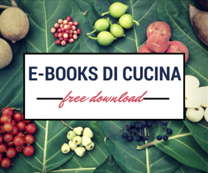 eBooks gratis di cucina in formato Pdf