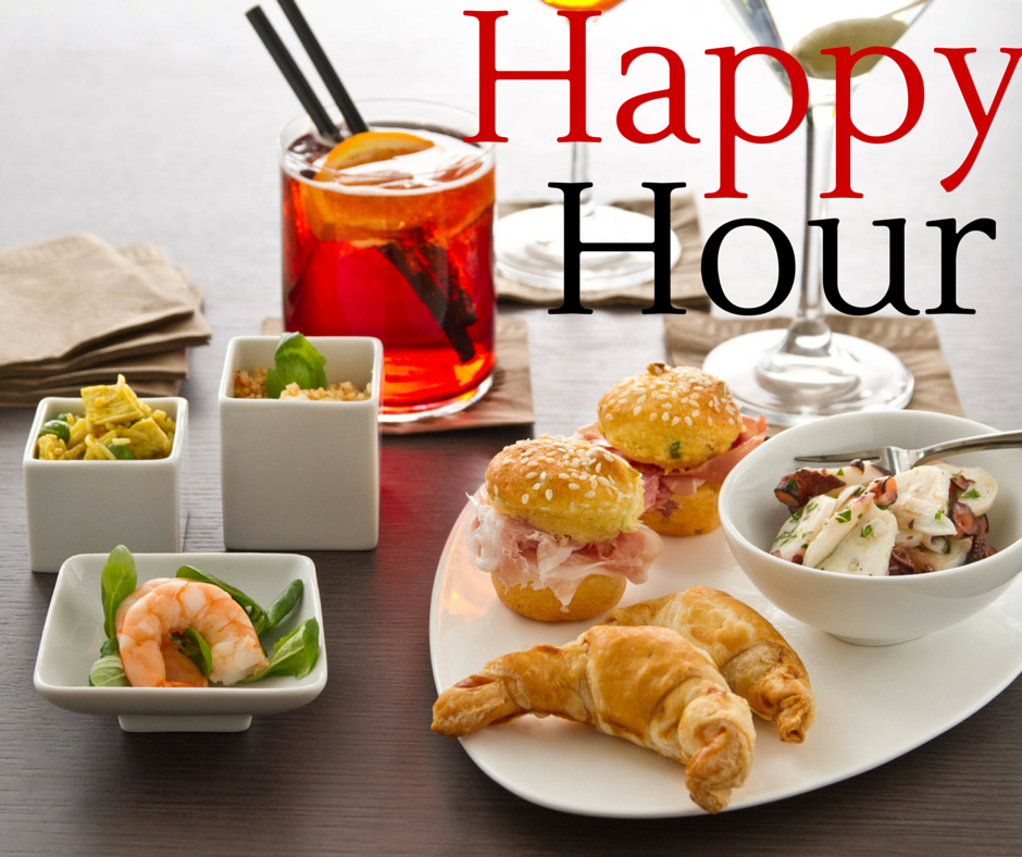 Ricette Happy Hour