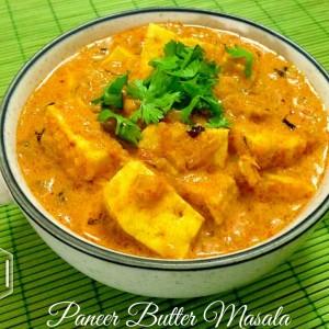 Paneer butter masala - ricetta indiana