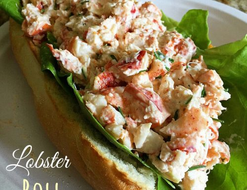 New England lobster roll – ricetta americana