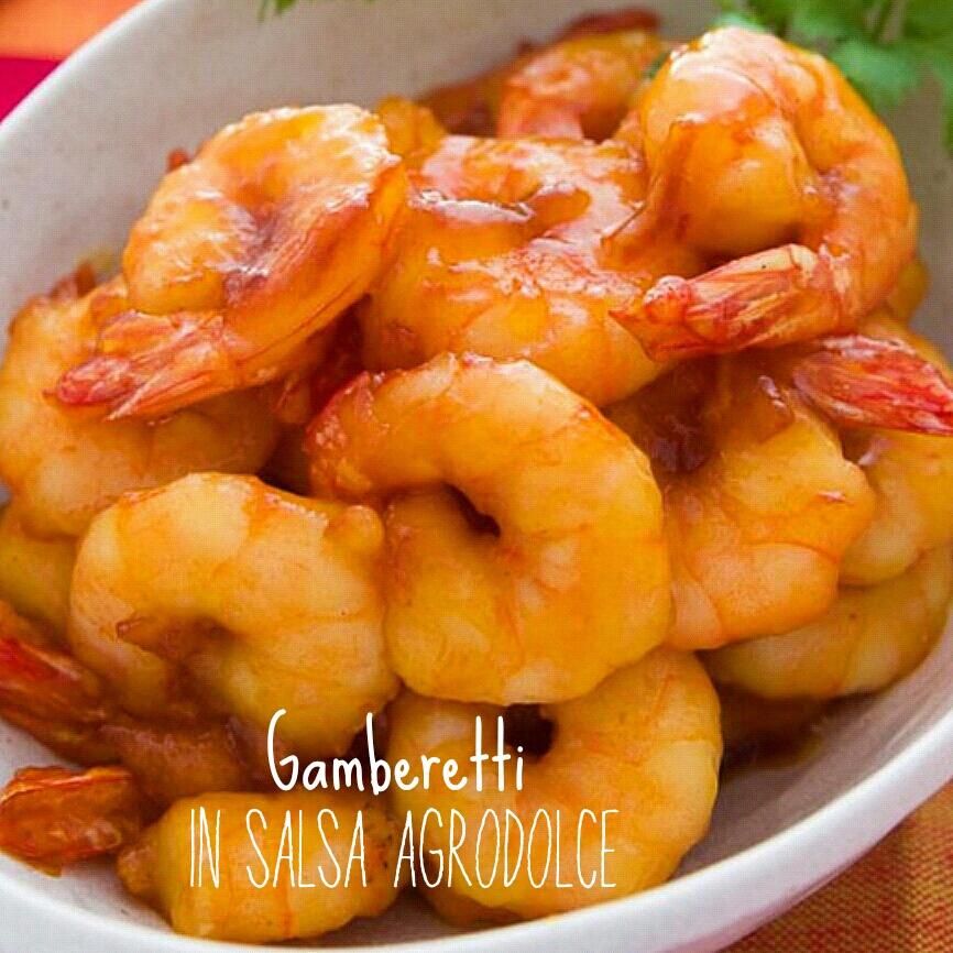 Gamberetti in salsa agrodolce ricetta cinese for Ricette cinesi