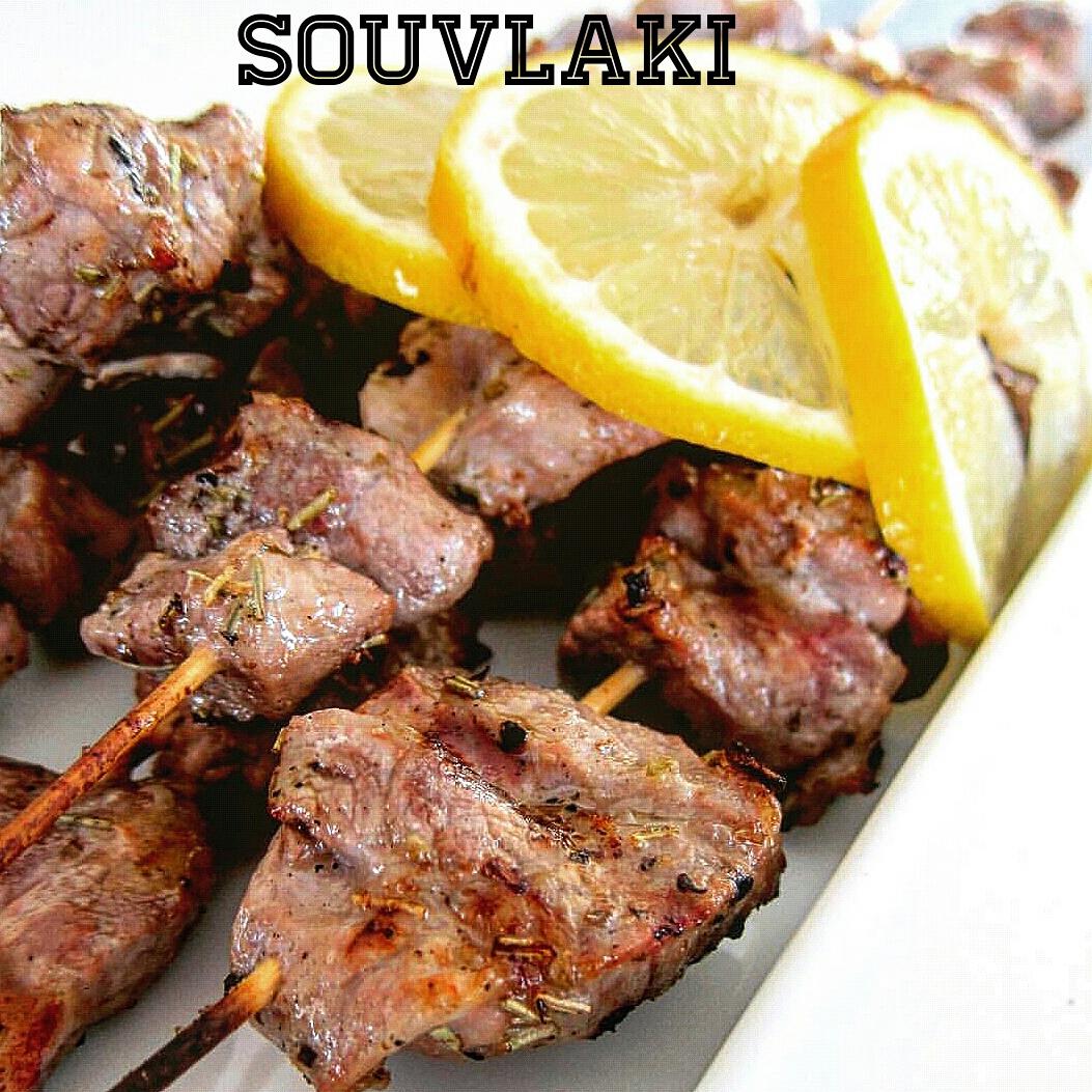 Souvlaki di pollo - ricetta Grecia