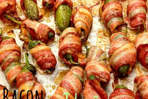Bacon wrapped jalapenos – ricetta Tex Mex